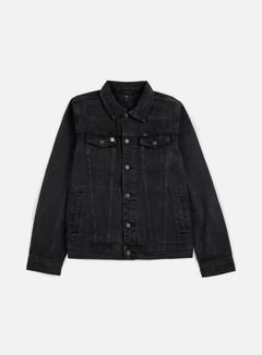 Obey - Creeper Denim Jacket, Dusty Black 1