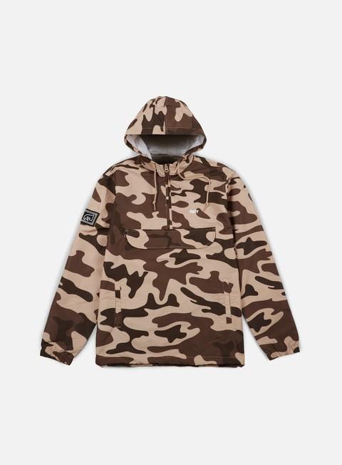Hooded Jackets Obey Crosstown Anorak