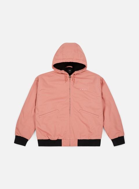 Hooded Jackets Obey Dillinger Hooded Jacket