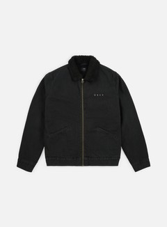 Obey - Division Denim Jacket, Dusty Black
