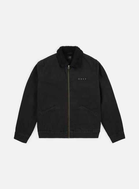 Intermediate Jackets Obey Division Denim Jacket