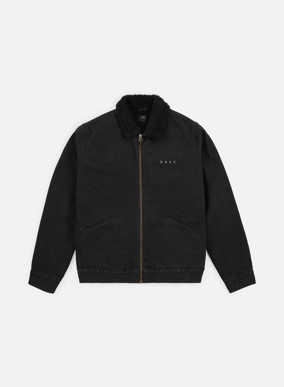 Obey Division Denim Jacket