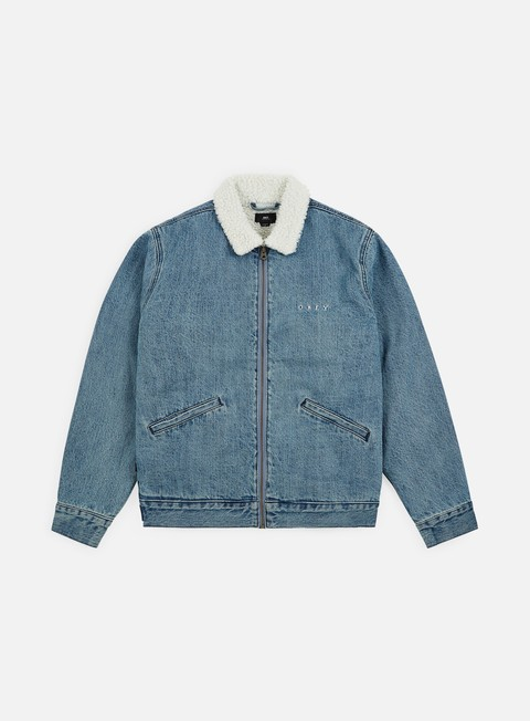 Obey Division Denim Jacket
