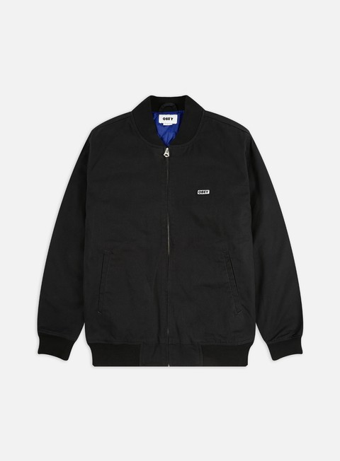 Obey East Bomber Jacket