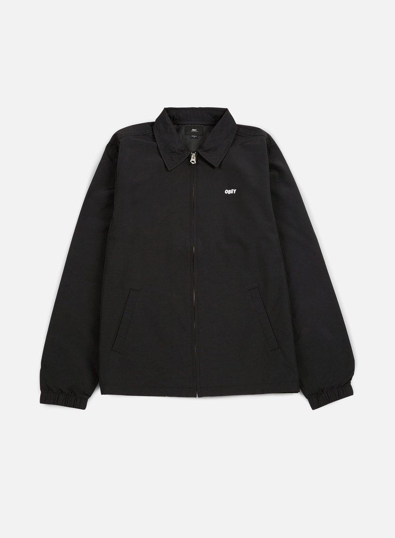 Obey - Eighty Nine Jacket, Black