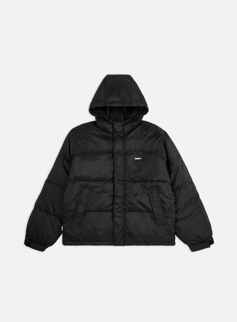 Giacche Invernali Obey Fellowship Puffer Jacket