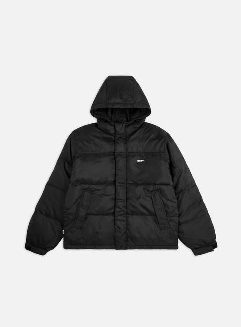 Giacche Invernali Obey Fellowship Puffer Jacket