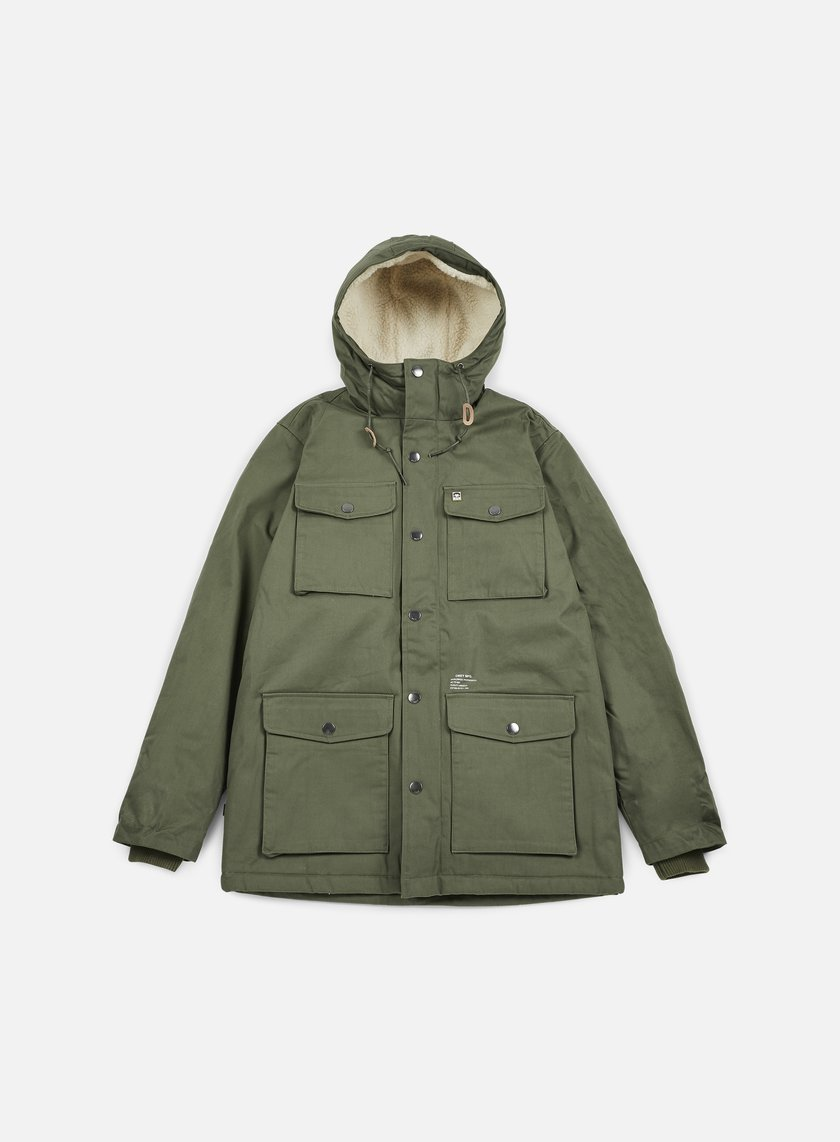 Obey - Heller Jacket, Army