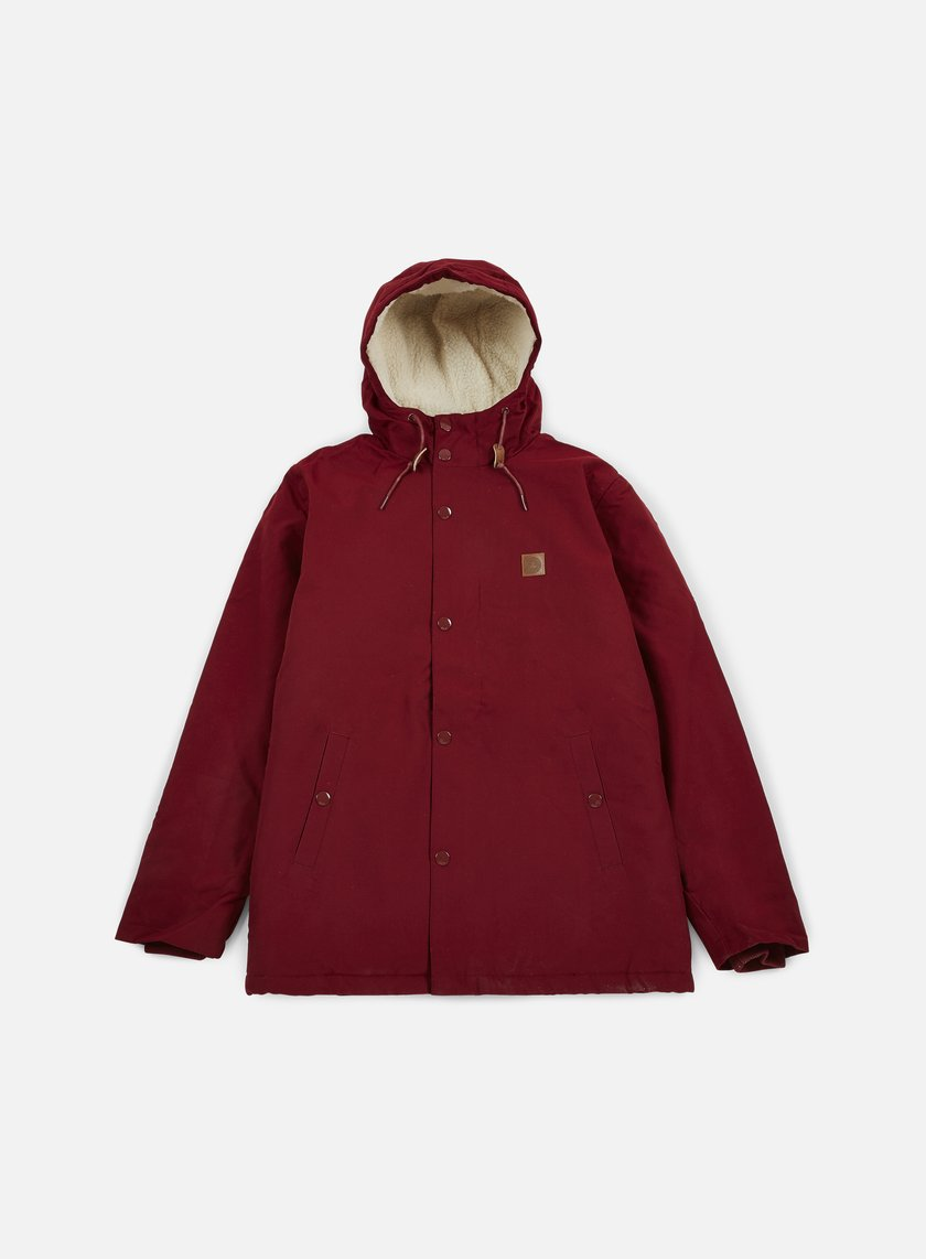 Obey - Hillman Jacket, Burgundy