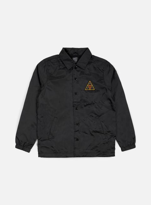 Giacche Leggere Obey Huf Coaches Jacket