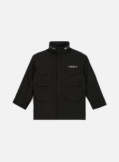 Obey - Iggy Insulated Jacket, Black