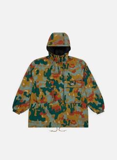 Obey - Lock Down Anorak Jacket, Drip Camo 1