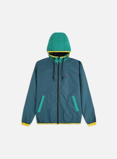 Hooded Jackets Obey Messenger Jacket