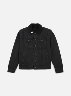 Obey - Off The Chain Jacket, Dusty Black