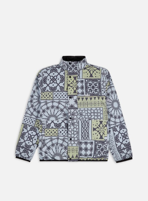 Obey Patchwork Reversible Jacket