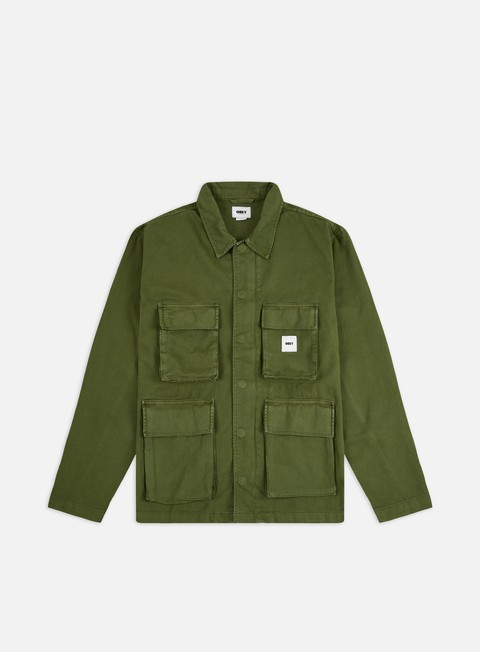 Obey Peace BDU Jacket