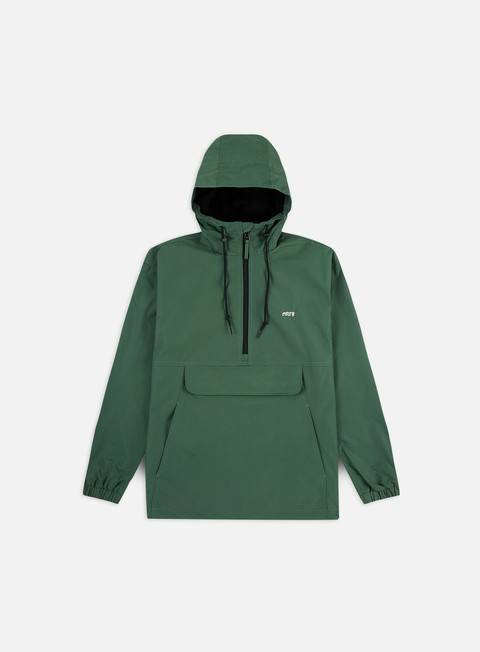 Hooded Jackets Obey Recess Anorak