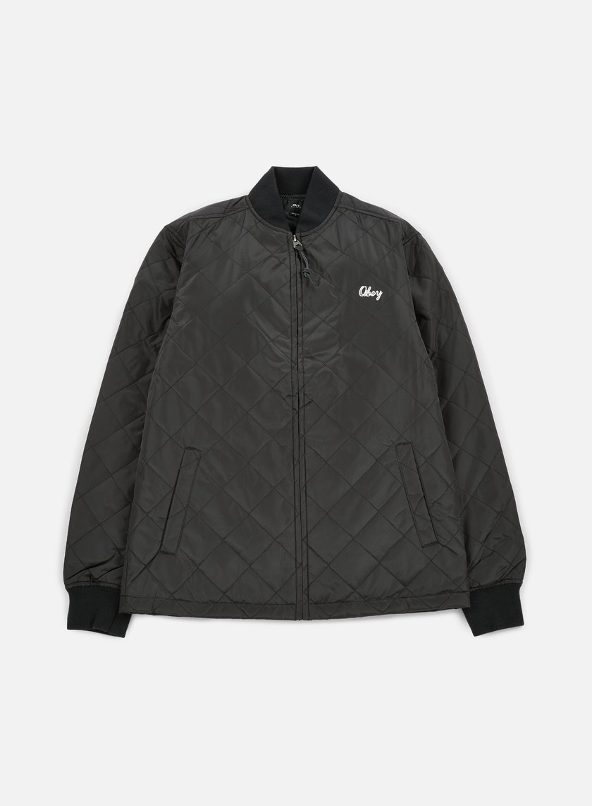Obey - Savage Hell Jacket, Black