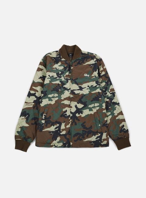 Intermediate Jackets Obey Savage Jacket