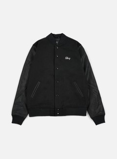 Obey - Soto Collegiate Jacket, Black 1