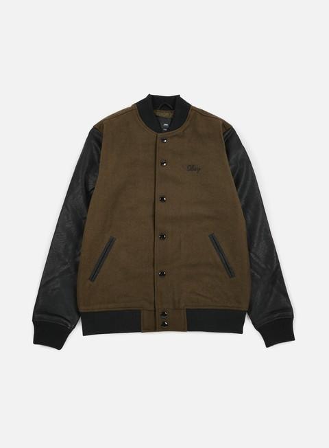 Intermediate jackets Obey Soto Collegiate Jacket