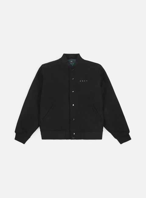 Intermediate Jackets Obey Soto Division Jacket