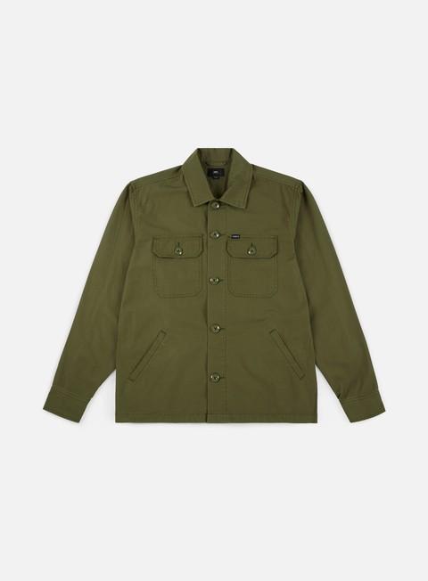 giacche obey stewart jacket army