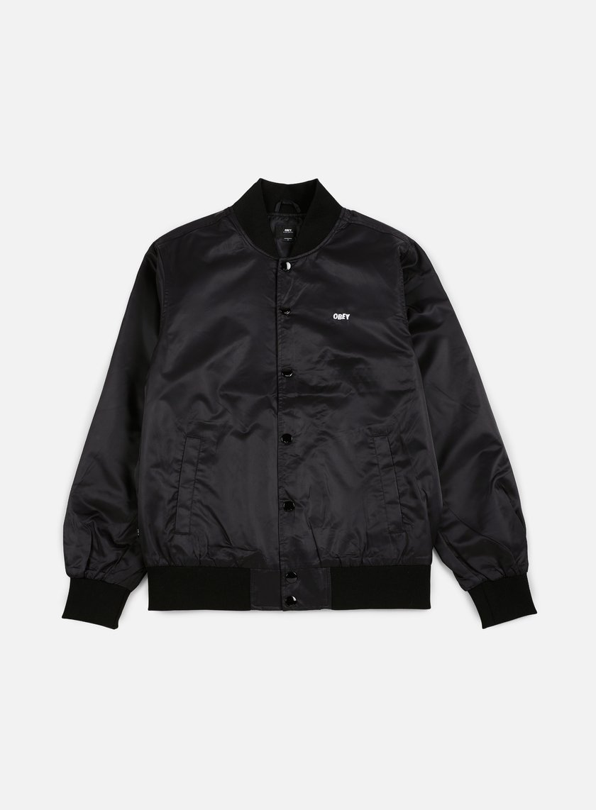 Obey - Tour City Jacket, Black