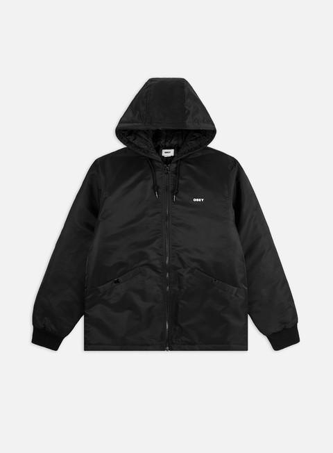 Hooded Jackets Obey Ultra Bomber Jacket