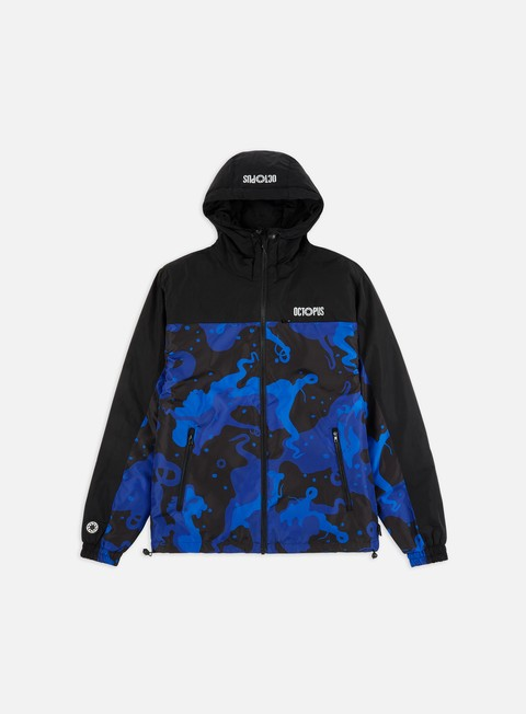 Intermediate Jackets Octopus Octopus Camo Hoodie Jacket