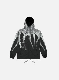 Octopus - Octopus Windrunner, Grey 1