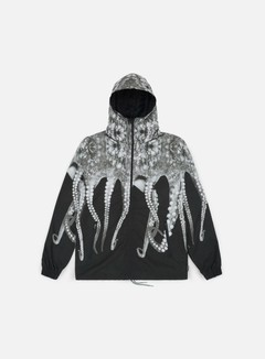 Octopus - Octopus Windrunner, Grey/Striped Strings