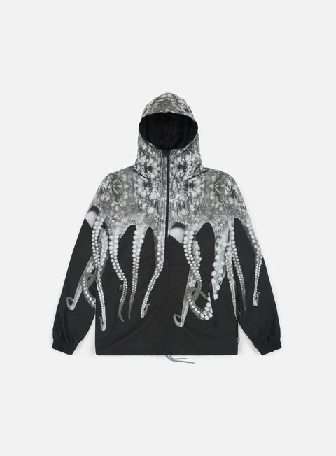 Outlet e Saldi Giacche Leggere Octopus Octopus Windrunner