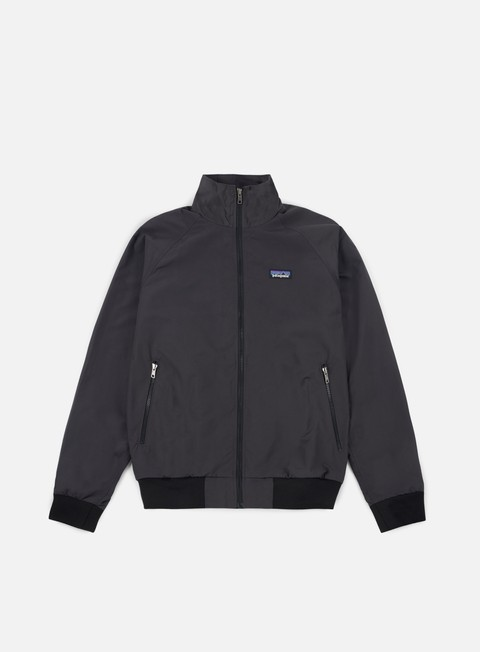 giacche patagonia baggies jacket ink black