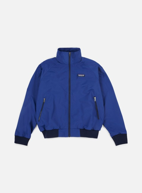 giacche patagonia baggies jacket superior blue