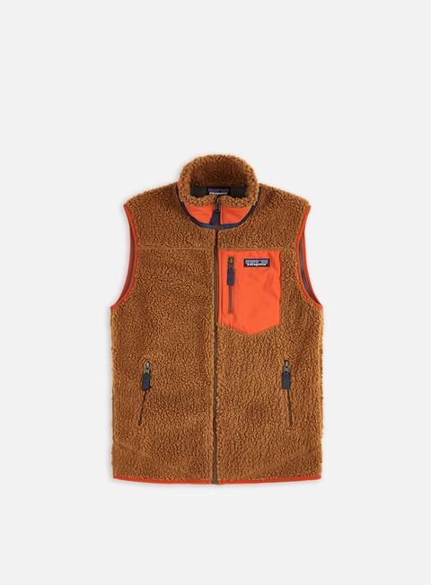 Fleece sweatshirts Patagonia Classic Retro-X Vest