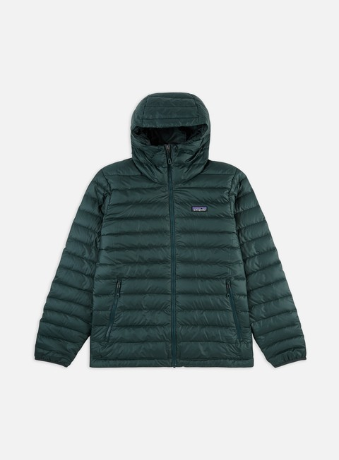 Outlet e Saldi Giacche Intermedie Patagonia Down Sweater Hoody Jacket