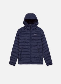Patagonia - Down Sweater Hoody Jacket, Classic Navy