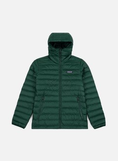 Patagonia - Down Sweater Hoody Jacket, Micro Green