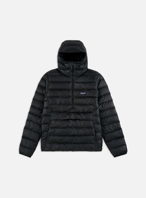 Piumini Patagonia Down Sweater Pullover Hoodie Jacket