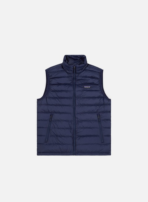 Outlet e Saldi Giacche Intermedie Patagonia Down Sweater Vest