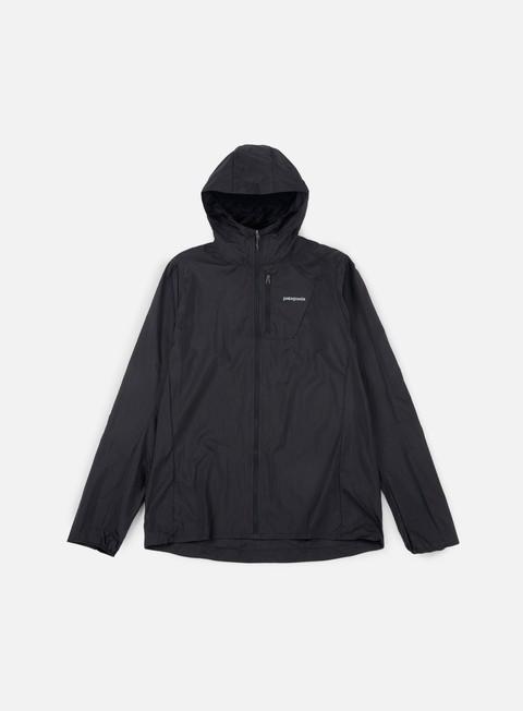 giacche patagonia houdini jacket black