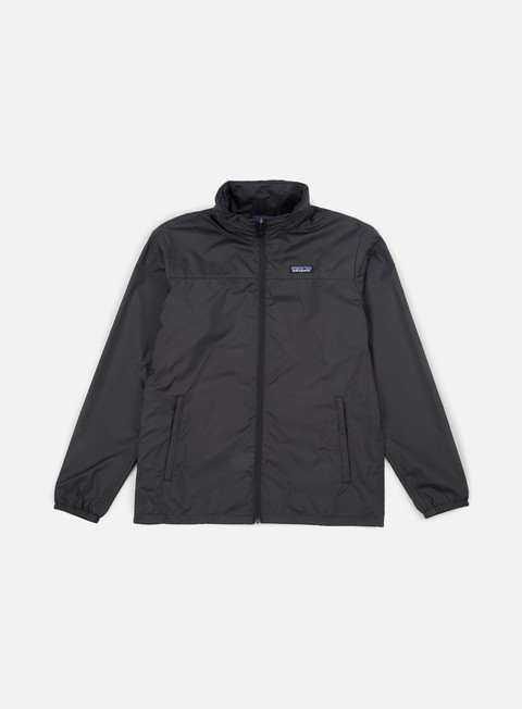 giacche patagonia light e variable jacket ink black