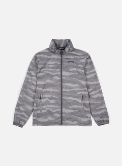 Patagonia - Light & Variable Jacket, Rock Camo/Hex Grey