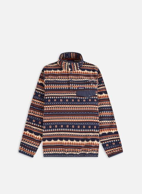 Fleece sweatshirts Patagonia Lightweight Synchilla Snap-T Fleece Pullover