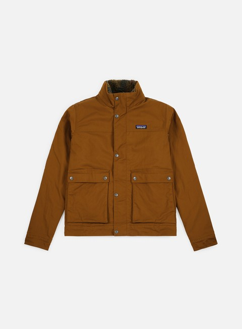 Winter Jackets Patagonia Maple Grove Canvas Jacket