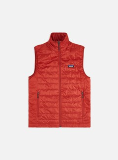 Patagonia - Nano Puff Vest, Roots Red