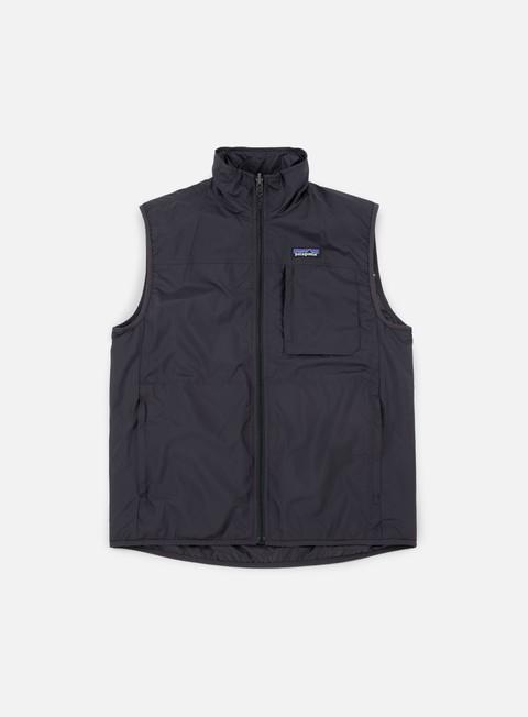 giacche patagonia reversible crankset vest ink black ink black