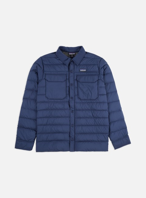 Sale Outlet Intermediate Jackets Patagonia Silent Down Shirt Jacket