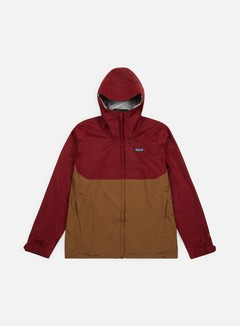 Patagonia - Torrentshell Jacket, Oxide Red